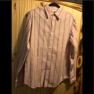 Guess Embroidered Button Up